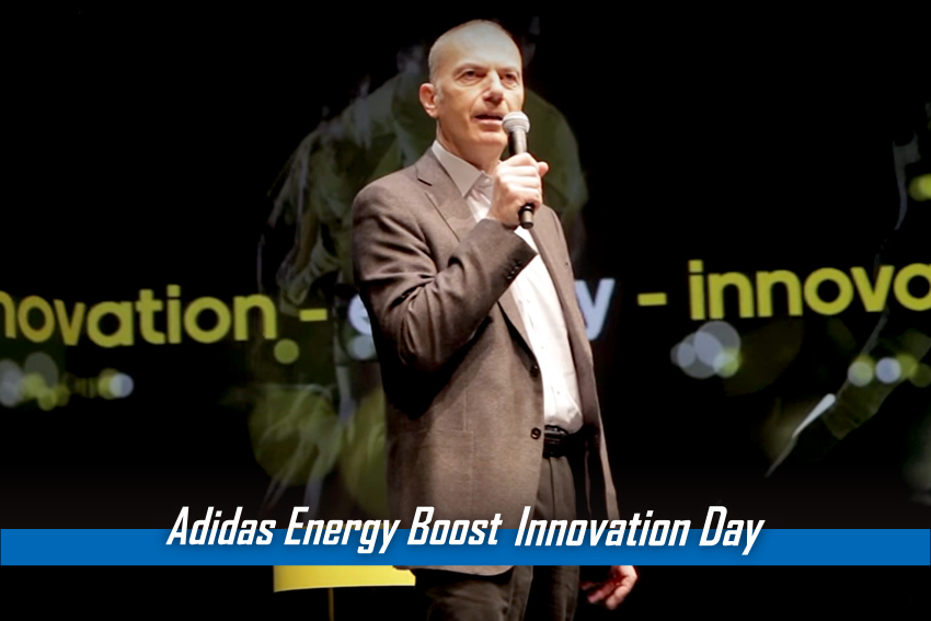 Adidas Energy Boost Innovation day