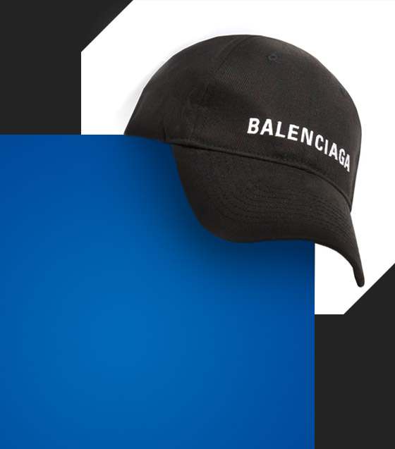 TOP2 Balenciaga caps