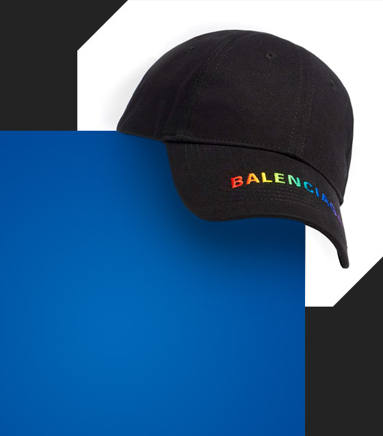 TOP4 Balenciaga caps