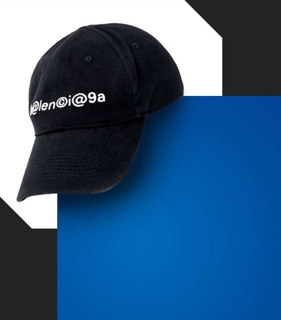 TOP5 Balenciaga caps