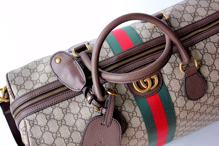 GUCCI Print Belt Bags outfit